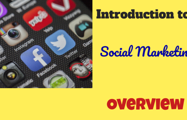 Introduction to Social Marketing