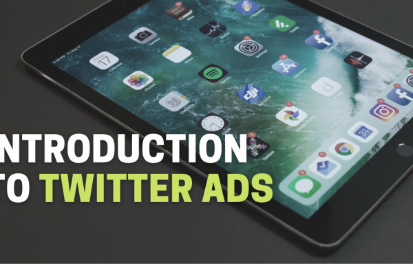 Introduction to Twitter Ads